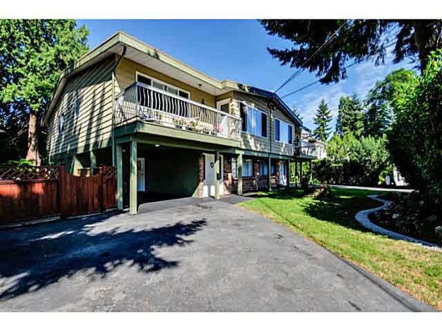 "Main Photo: 2551 126 Street in Surrey: Crescent Bch Ocean Pk. Duplex for sale in ""Ocean Park"" (South Surrey White Rock)  : MLS®# F1448364"
