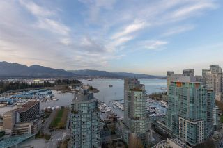 """Photo 25: 2501 620 CARDERO Street in Vancouver: Coal Harbour Condo for sale in """"Cardero"""" (Vancouver West)  : MLS®# R2565115"""