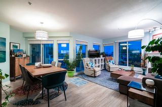 """Photo 3: 407 8420 JELLICOE Street in Vancouver: South Marine Condo for sale in """"THE BOARDWALK"""" (Vancouver East)  : MLS®# R2618056"""