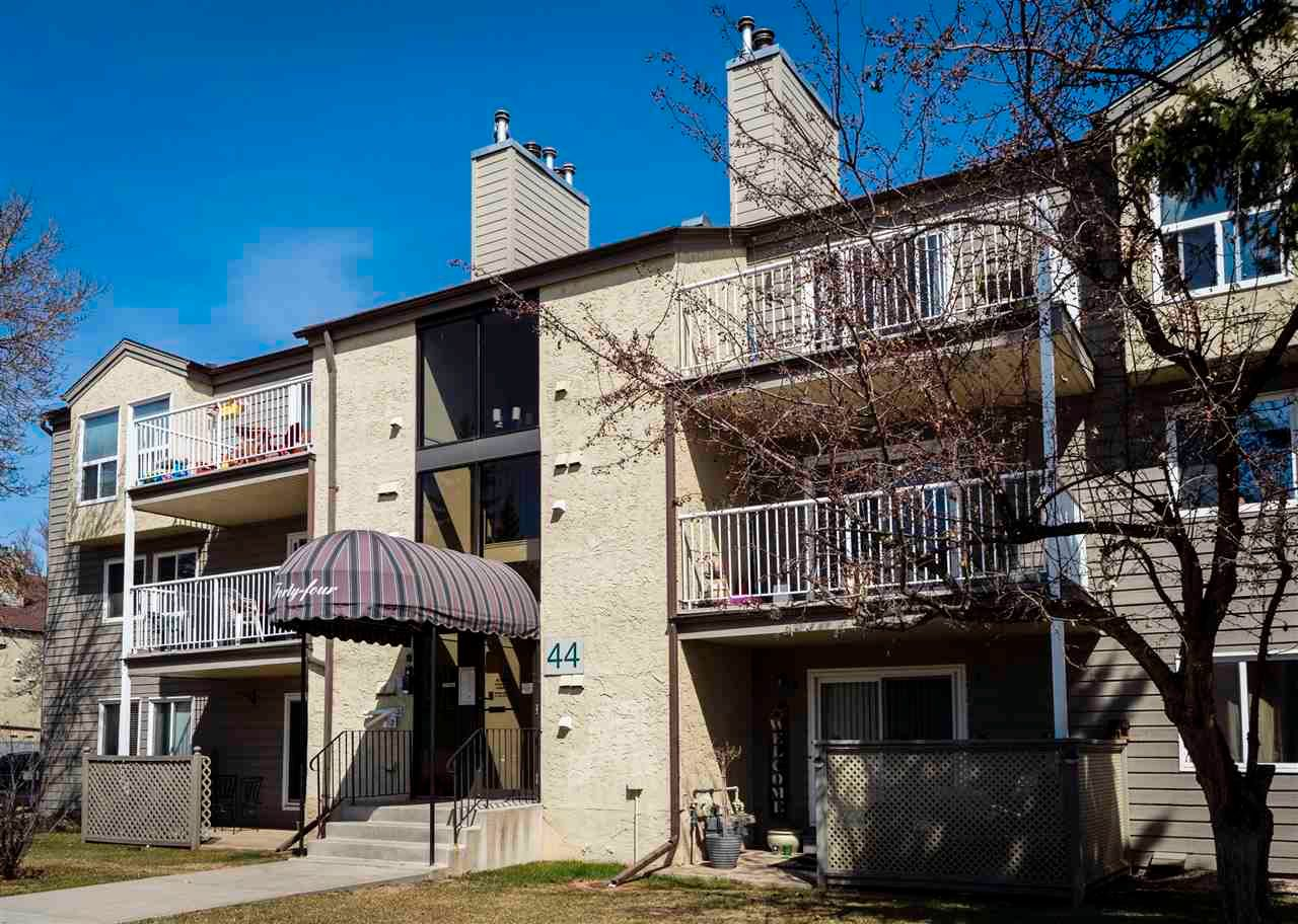 Main Photo: 204 44 Alpine Place: St. Albert Condo for sale : MLS®# E4237951