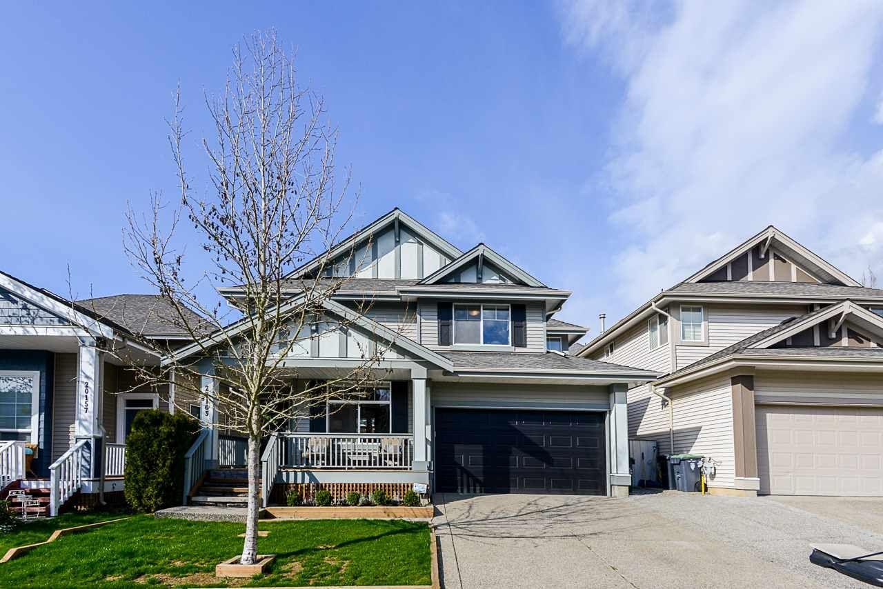 """Main Photo: 20163 69 Avenue in Langley: Willoughby Heights House for sale in """"Jefferies Brook"""" : MLS®# R2557300"""