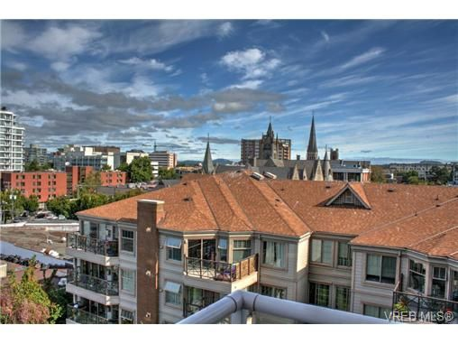 FEATURED LISTING: 708 - 930 Yates St VICTORIA