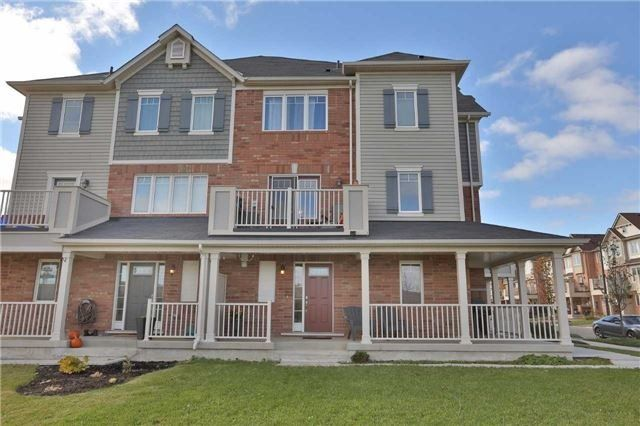 Main Photo: 220 Septimus Heights in Milton: Harrison House (3-Storey) for sale : MLS®# W3654555