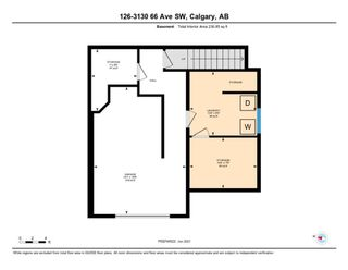 Photo 35: 126 3130 66 Avenue SW in Calgary: Lakeview Row/Townhouse for sale : MLS®# A1114845