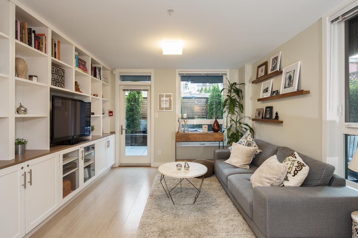 "Main Photo: 101 562 E 7TH Avenue in Vancouver: Mount Pleasant VE Condo for sale in ""8 ON 7"" (Vancouver East)  : MLS®# R2212235"
