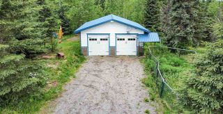 Photo 2: 10570 FAIRWAY Road in Prince George: Shelley Manufactured Home for sale (PG Rural East (Zone 80))  : MLS®# R2588144