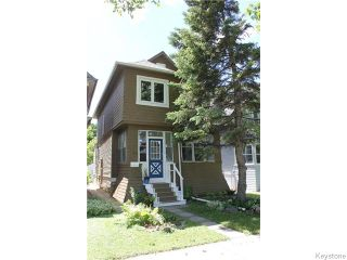Photo 1: 676 Beresford Avenue in Winnipeg: Manitoba Other Residential for sale : MLS®# 1616613