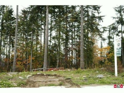 """Main Photo: 16307 26B Avenue in Surrey: Grandview Surrey Land for sale in """"MORGAN HEIGHTS"""" (South Surrey White Rock)  : MLS®# F1028204"""
