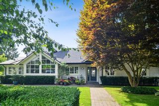 """Photo 1: 9115 GAY Street in Langley: Fort Langley House for sale in """"Fort Langley"""" : MLS®# R2611281"""