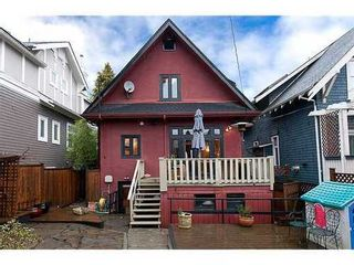 Photo 9: 3256 2ND Ave W in Vancouver West: Kitsilano Home for sale ()  : MLS®# V934063