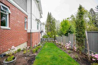 """Photo 34: 8 9688 162A Street in Surrey: Fleetwood Tynehead Townhouse for sale in """"CANOPY LIVING"""" : MLS®# R2573891"""
