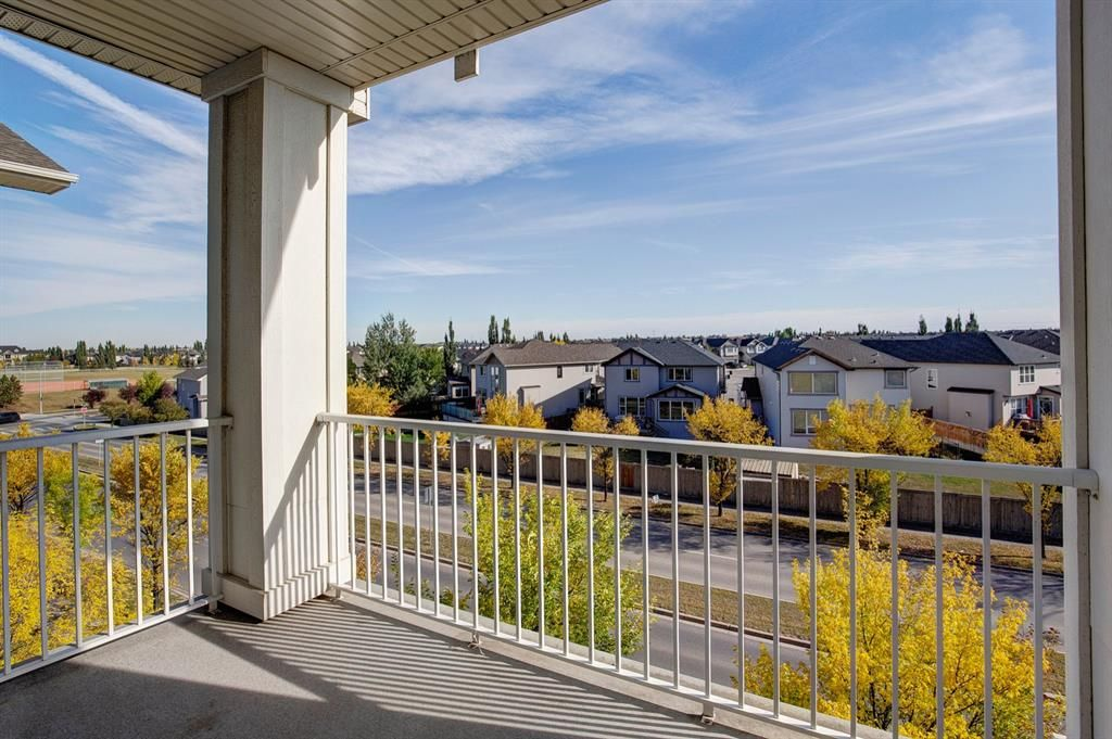 Main Photo: 410 406 Cranberry Park SE in Calgary: Cranston Apartment for sale : MLS®# A1148440