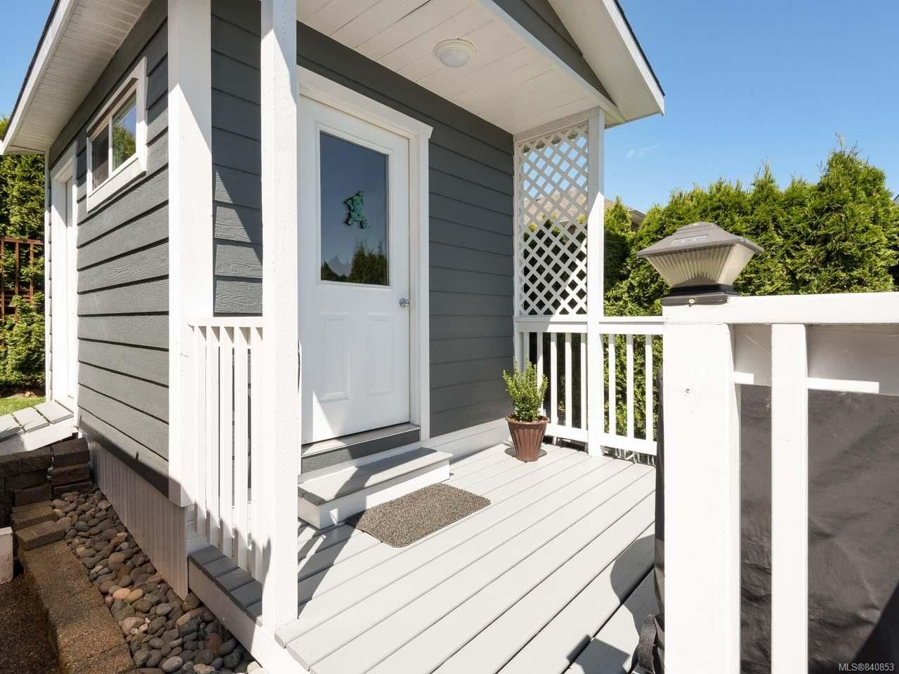 Photo 32: Photos: 206 Marie Pl in CAMPBELL RIVER: CR Willow Point House for sale (Campbell River)  : MLS®# 840853