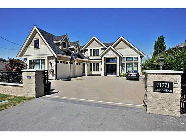 Main Photo: 11771 WOODHEAD Road in Richmond: East Cambie House for sale : MLS®# V1077691