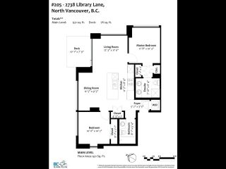 """Photo 26: 205 2738 LIBRARY Lane in North Vancouver: Lynn Valley Condo for sale in """"The Residences At Lynn Valley"""" : MLS®# R2571373"""
