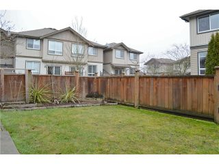 "Photo 16: 25 3127 SKEENA Street in Port Coquitlam: Riverwood Townhouse for sale in ""RIVER'S WALK"" : MLS®# V1042691"
