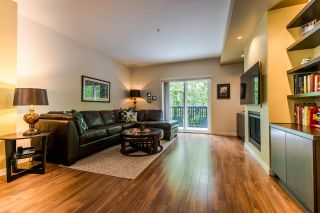 "Photo 3: 17 550 BROWNING Place in North Vancouver: Seymour NV Townhouse for sale in ""TANAGER"" : MLS®# R2371470"