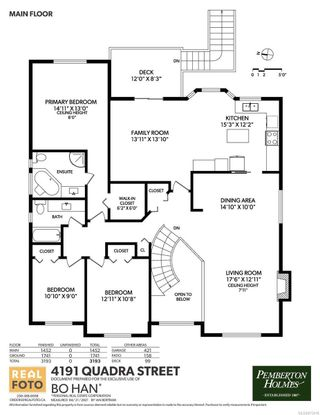 Photo 38: 4191 Quadra St in : SE Lake Hill House for sale (Saanich East)  : MLS®# 873416