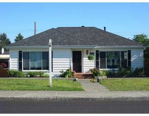 """Main Photo: 1608 10TH Avenue in New_Westminster: West End NW House for sale in """"WEST END"""" (New Westminster)  : MLS®# V665350"""