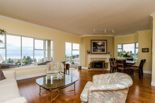 """Photo 4: 613 1442 FOSTER Street: White Rock Condo for sale in """"WHITEROCK SQUARE II TOWER III"""" (South Surrey White Rock)  : MLS®# R2118630"""