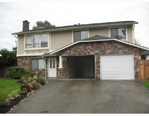 """Main Photo: 3023 REECE Avenue in Coquitlam: Meadow Brook House for sale in """"MEADOW BROOK"""" : MLS®# V674406"""