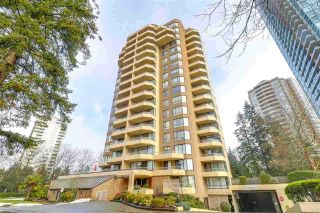 Photo 1: 1203 5790 PATTERSON Avenue in Burnaby: Metrotown Condo for sale (Burnaby South)  : MLS®# R2447744