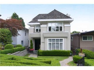 Photo 1: 3435 W 30TH Avenue in Vancouver: Dunbar House for sale (Vancouver West)  : MLS®# V985237