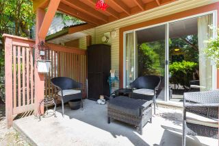 Photo 18: 22 103 PARKSIDE DRIVE in Port Moody: Heritage Mountain Townhouse for sale : MLS®# R2380672