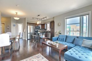 Photo 7: 419 2584 ANDERSON Way in Edmonton: Zone 56 Condo for sale : MLS®# E4253134