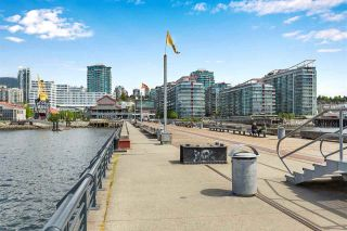 """Photo 10: 311 175 VICTORY SHIP Way in North Vancouver: Lower Lonsdale Condo for sale in """"CASCADE AT THE PIER"""" : MLS®# R2575296"""
