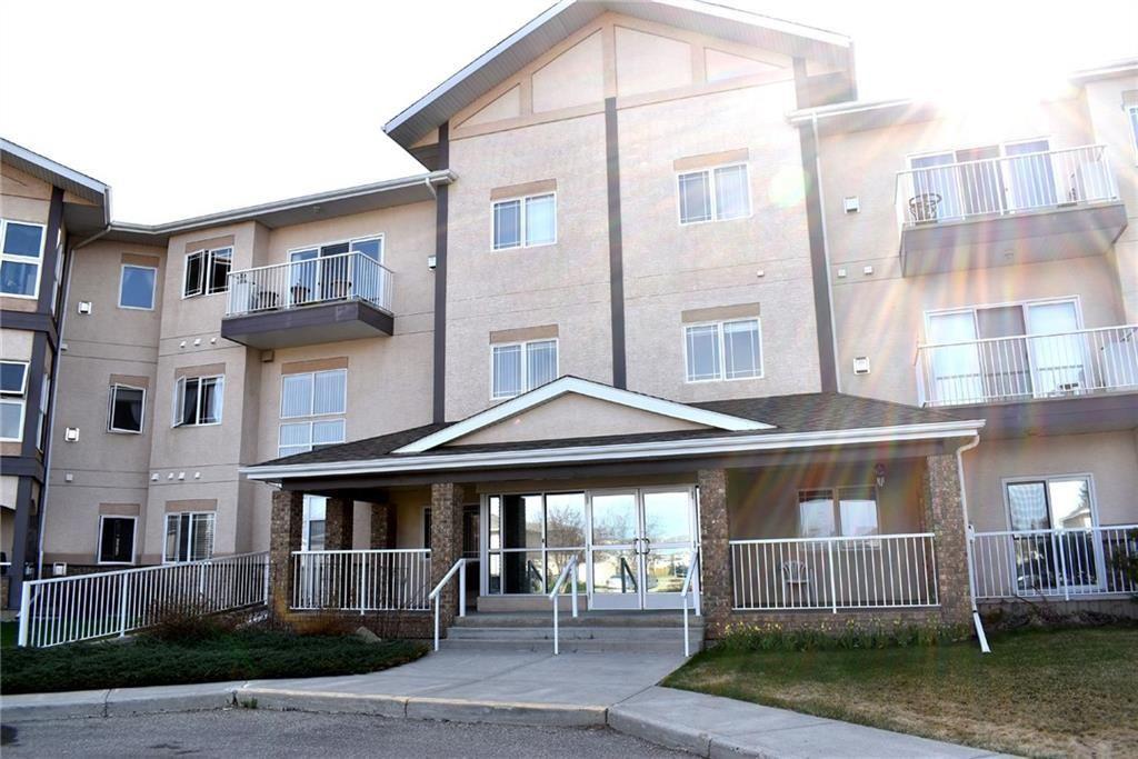 Main Photo: 202 43 Westlake Circle: Strathmore Apartment for sale : MLS®# C4300967