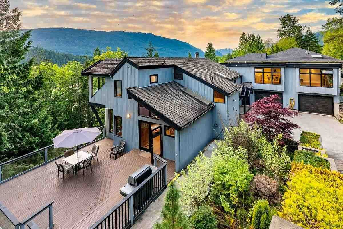 Main Photo: 3875 BEDWELL BAY Road: Belcarra House for sale (Port Moody)  : MLS®# R2583084