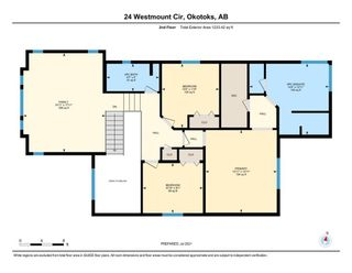 Photo 39: 24 Westmount Circle: Okotoks Detached for sale : MLS®# A1127374