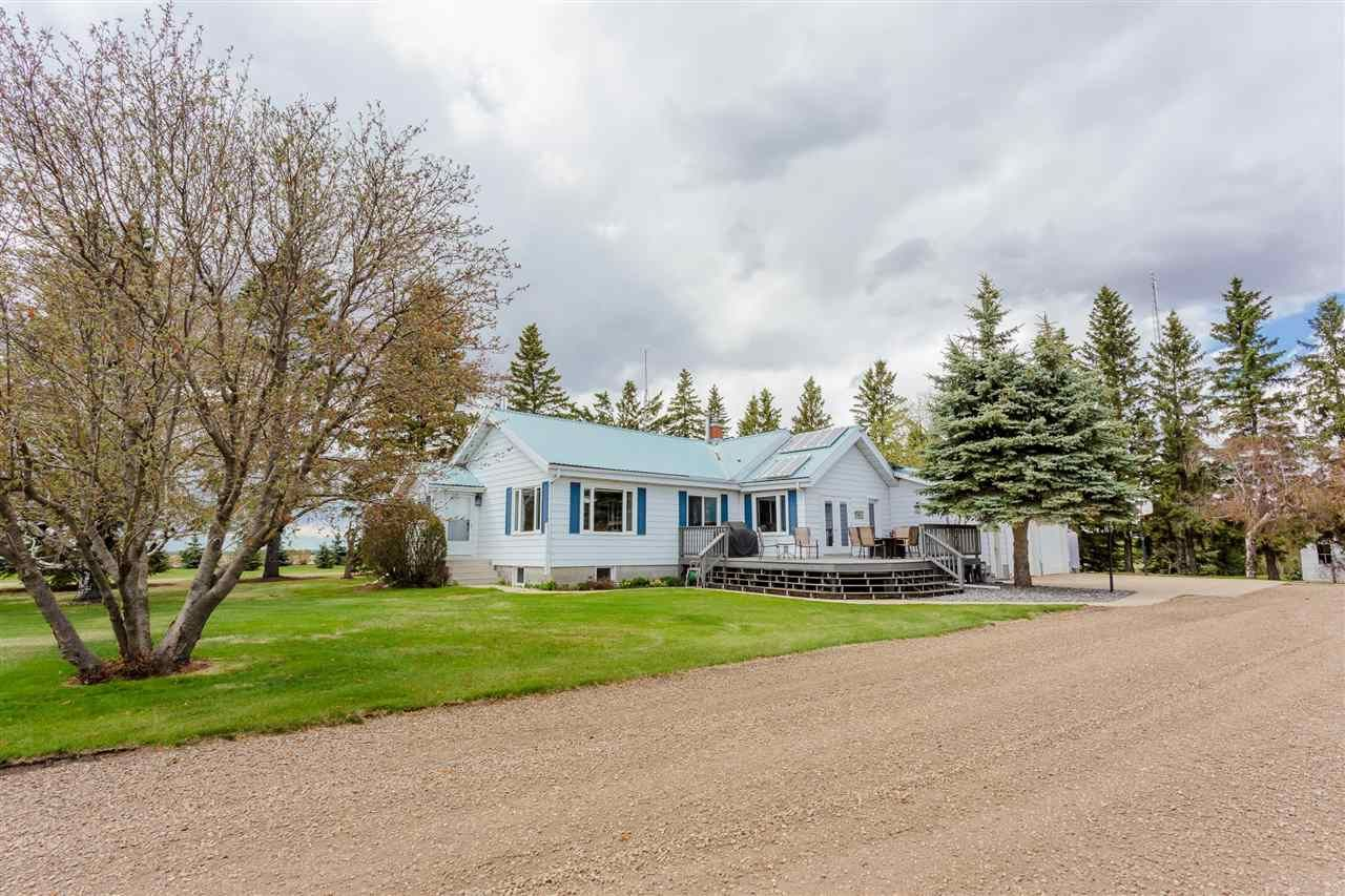 Main Photo: 231080 TWP Rd 442: Rural Wetaskiwin County House for sale : MLS®# E4244828