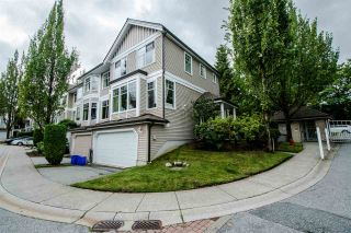 """Photo 1: 11 5950 OAKDALE Road in Burnaby: Oaklands Townhouse for sale in """"Heather Crest"""" (Burnaby South)  : MLS®# R2209640"""