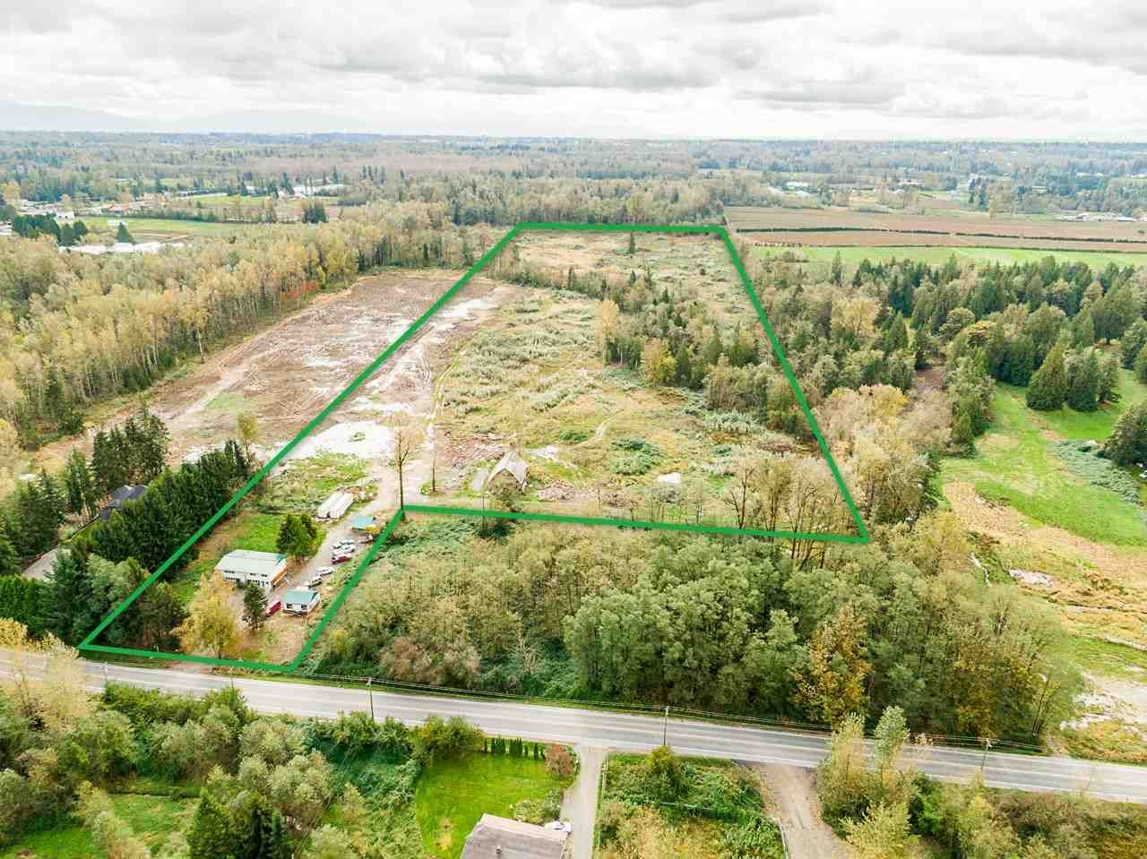Main Photo: 26088 56 Avenue in Langley: Salmon River House for sale : MLS®# R2492918
