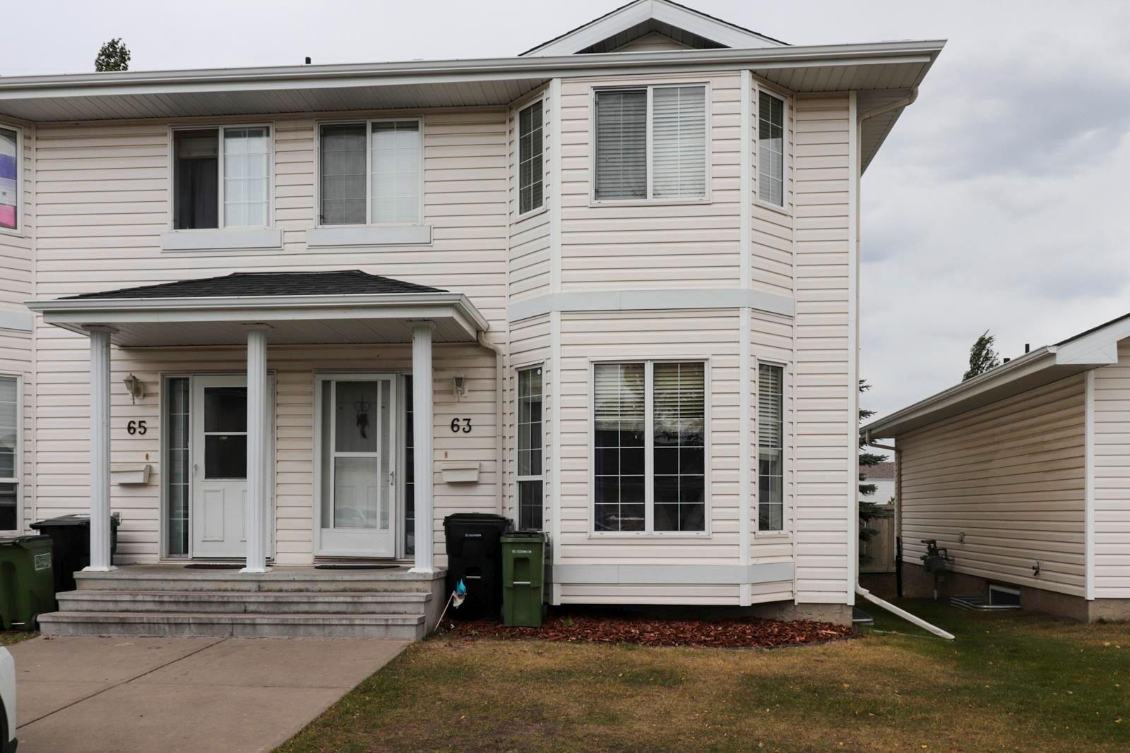 Main Photo: 63 3380 28A Avenue in Edmonton: Zone 30 Townhouse for sale : MLS®# E4262279