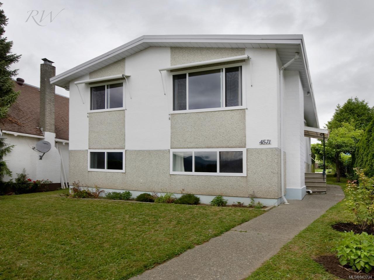 Main Photo: 4571 Redford St in PORT ALBERNI: PA Port Alberni House for sale (Port Alberni)  : MLS®# 843734