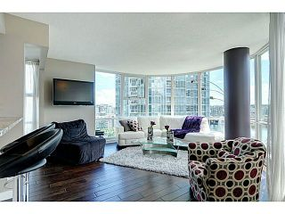 Photo 2: # 1608 193 AQUARIUS ME in Vancouver: Yaletown Condo for sale (Vancouver West)  : MLS®# V1013693