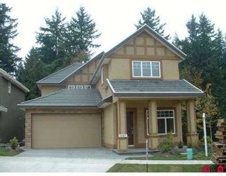 """Photo 1: 3487 147A Street in White Rock: King George Corridor House for sale in """"ELGIN BROOK ESTATES"""" (South Surrey White Rock)  : MLS®# F2627227"""