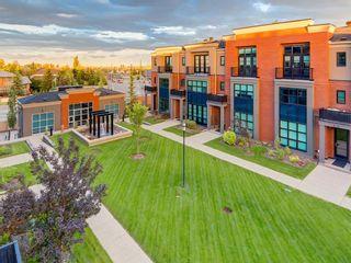 Photo 4: 408 Aspen Meadows Hill SW in Calgary: Aspen Woods Row/Townhouse for sale : MLS®# A1143107