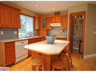 """Photo 2: 5938 190A Street in Surrey: Cloverdale BC House for sale in """"Rosewood Park"""" (Cloverdale)  : MLS®# F1007031"""