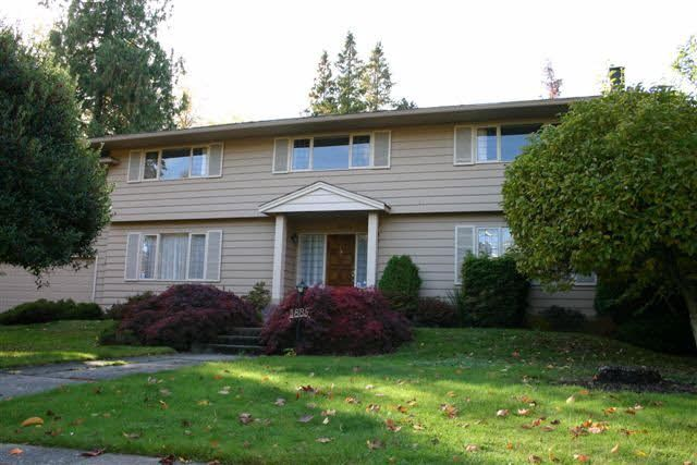 Main Photo: 3885 SELKIRK STREET in : Shaughnessy House for sale : MLS®# V618209