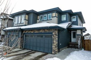 Photo 4: 3400 WEIDLE Way in Edmonton: Zone 53 House Half Duplex for sale : MLS®# E4229486