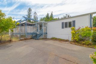 Photo 1: 410 2850 Stautw Rd in Central Saanich: CS Hawthorne Manufactured Home for sale : MLS®# 878706