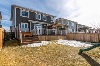 Photo 43: 137 RIDEAU Crescent: Beaumont House for sale : MLS®# E4233940