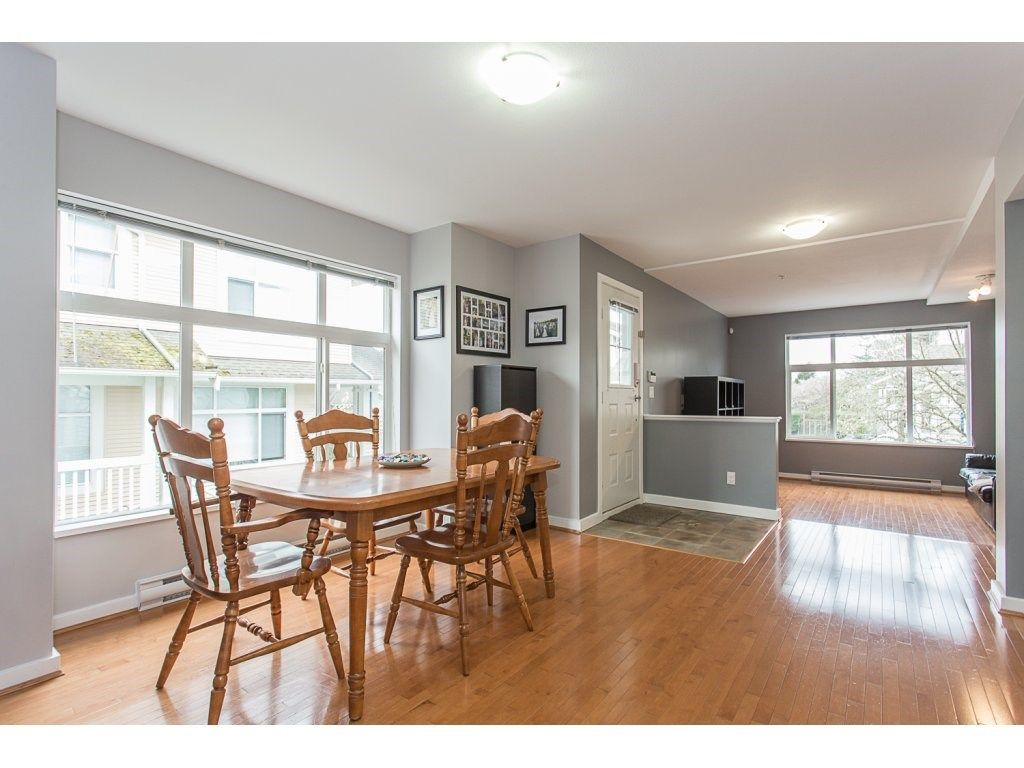 Main Photo: 130 20033 70 AVENUE in Langley: Willoughby Heights Townhouse for sale : MLS®# R2158016