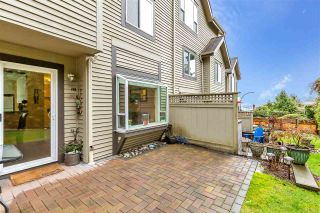 """Photo 37: 39 2736 ATLIN Place in Coquitlam: Coquitlam East Townhouse for sale in """"CEDAR GREEN"""" : MLS®# R2533312"""