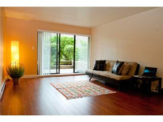"Photo 2: 117 9847 MANCHESTER Drive in Burnaby: Cariboo Condo for sale in ""BARCLAY WOODS"" (Burnaby North)  : MLS®# V841319"