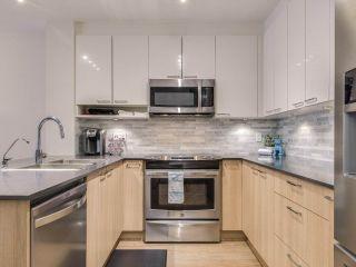 "Photo 1: 302 210 LEBLEU Street in Coquitlam: Maillardville Condo for sale in ""MACKIN PARK"" : MLS®# R2424153"